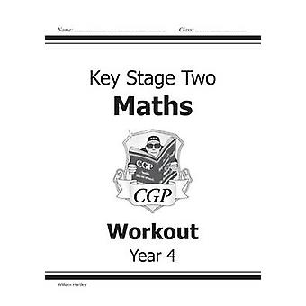 KS2 Maths Workout - Year 4 by William Hartley - 9781841460680 Book