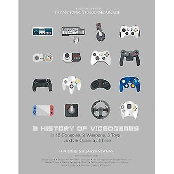 A History of Videogames by Iain Simons - 9781787390645 Book