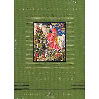 The Adventures of Robin Hood von Roger Lancelyn Green - Walter Crane-