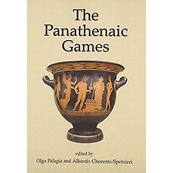 De Panathenaeïsche spelen - procedure van een internationale conferentie hel