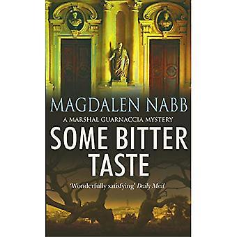 Some Bitter Taste