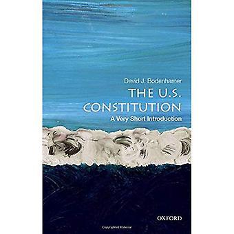 La Constitution des États-Unis: Une Introduction très courte (très courte introduction)
