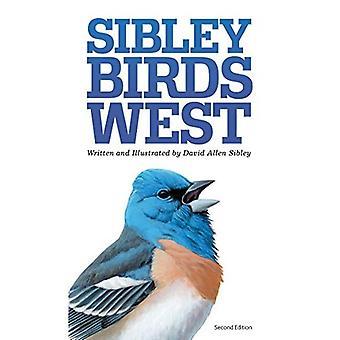 De Sibley veld gids voor vogels van West-Noord-Amerika: tweede editie