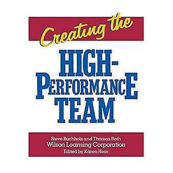 Skapa det högpresterande teamet