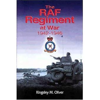 El regimiento de la Royal Air Force en guerra 1942-46