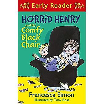 Akelige Henry en de luie zwarte stoel (vroege Reader) (akelige Henry vroege Reader)