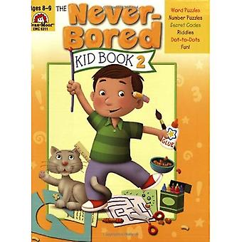 Aldrig uttråkad unge bok 2, 8-9 år