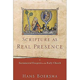Skriften som verkliga närvaro: sakramentala exegetik i den tidiga kyrkan