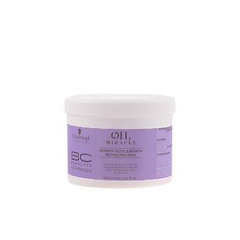 Schwarzkopf Bc Oil Miracle Barbary Fig Oil Mask 500 Ml Unisex