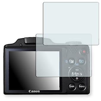 Canon PowerShot SX510 HS display protector - Golebo crystal clear protection film