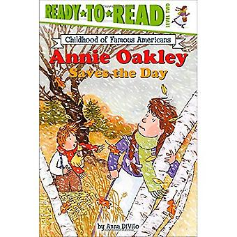 Annie Oakley Saves the Day (Ready-to-Read. Livello 2)