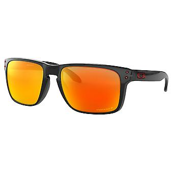 Oakley OO9417 08 Black Ink Holbrook XL Square Sunglasses Polarised Lens Category 3 Size 59mm