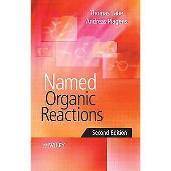 Heter organiska reaktioner 2e av Laue
