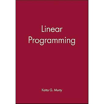 Linear Programming by Murty & Katta G.
