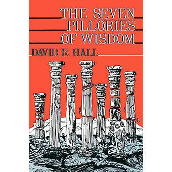 Sju ställer vid skampålen av visdom av Hall & David R.
