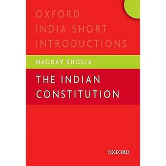 Den indiska konstitutionen-Oxford Indien korta introduktioner av Madhav K