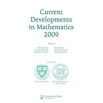 Current Developments in Mathematics - 2009 - 9781571463470 Book