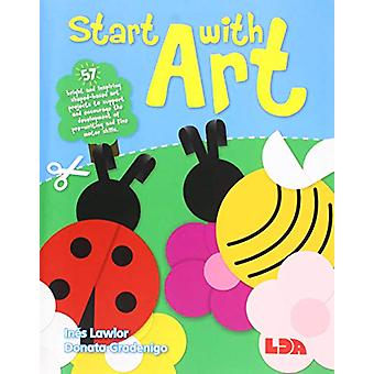 Start with art by Start with art - 9781855036253 Book