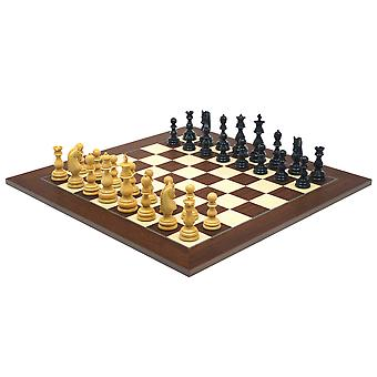 A Sochi 2014 Grand Ebony & Palisander Chess Set