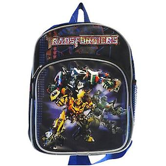 Mini Backpack - Transformers - Movie, Team New School Bag Book Boys 80487