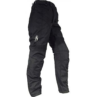 Richa Black Everest Womens Motorcycle Waterproof Pants