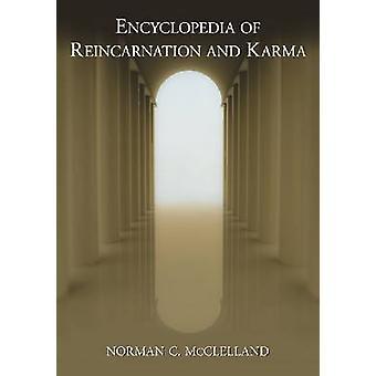 Enciclopedia de la reencarnación y el karma por Norman C. McClelland-978