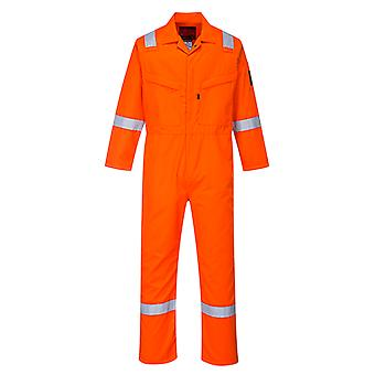 Portwest araflame coverall 260g af50