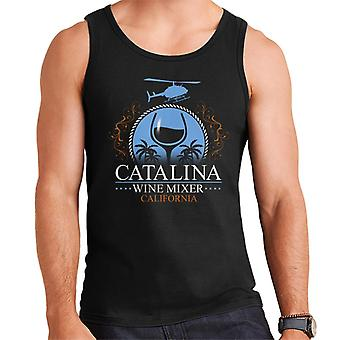 Catalina Wine Mixer California Step Brothers Men's Vest
