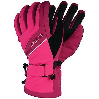 Dare 2b Womens Merit Water Repellent Winter Ski Gloves