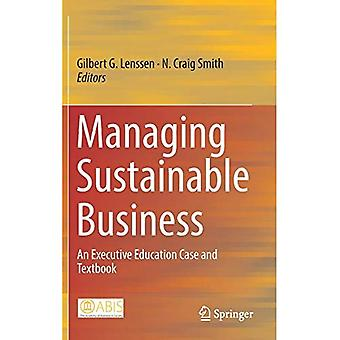Managing Sustainable Business