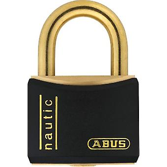 ABUS Nautic bronze cadeado 20 mm preto T84Mb / 20 (DIY, Hardware)