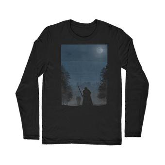 Game of thrones - jon snow classic long sleeve t-shirt