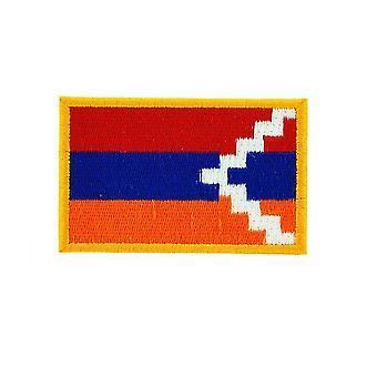 Patch Haut-Karabakh Ecusson Flag Backpack Artsak Thermocollant Karabakh