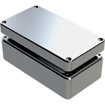 Universal enclosure 220 x 120 x 80 Aluminium Grey Deltron Enclosures 487-221208A 1 pc(s)