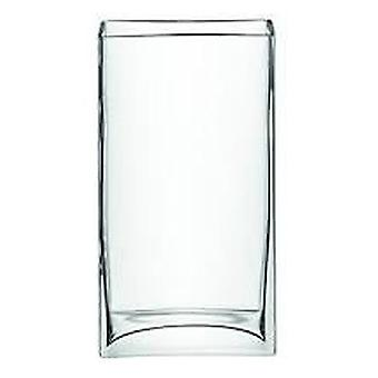 Lsa Flower Bunch Rectangular Clear Vase H32cm (Home , Decoration , Vases)