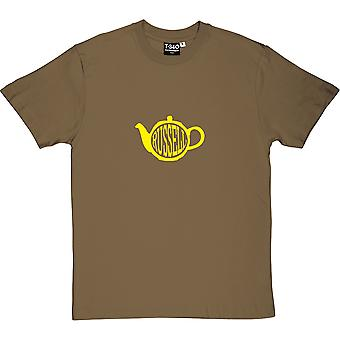 Russell's Teapot Men's T-Shirt