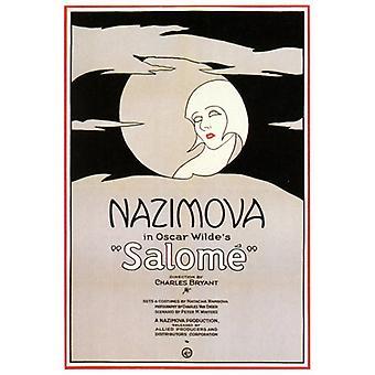 Salome Movie Poster Print (27 x 40)