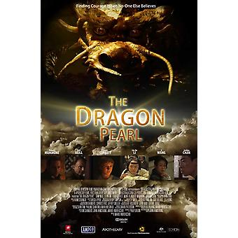 The Dragon Pearl Movie Poster Print (27 x 40)