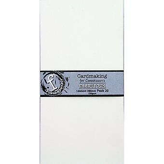 Fundamentals Cardmaking Unscored Cardstock 5.5