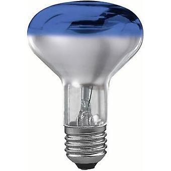 Light bulb Paulmann 230 V E27 60 W Blue EEC: E Reflector bulb dimmable Content 1 pc(s)