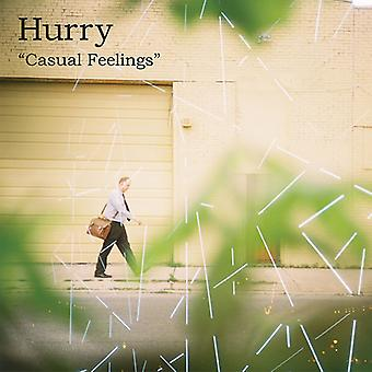 Hurry - Casual Feelings [Vinyl] USA import