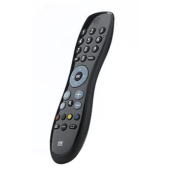 One For All URC 6410 Universal Remote Control Black