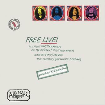 Free Live! by Free