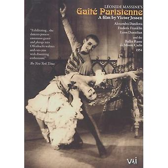 Gaite Parisienne [DVD] USA import