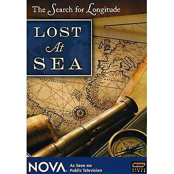 Nova - Nova: Tabt på havet-søgning for længdegrad [DVD] USA import