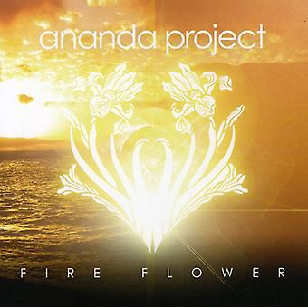 Ananda Project - Fire Flower [CD] USA import