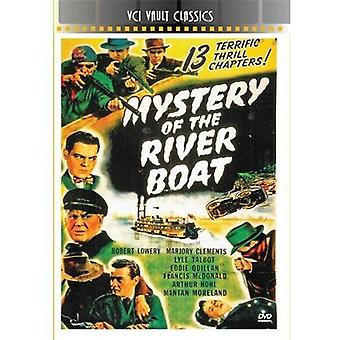 Mysteriet om Riverboat [DVD] USA importerer