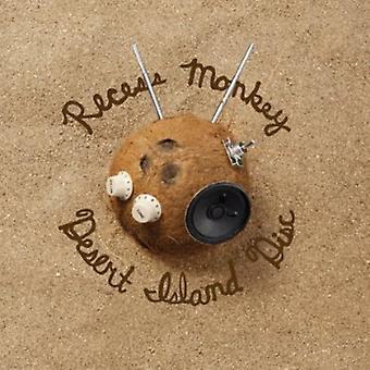 Fordybning abe - Desert Island disk [CD] USA importerer