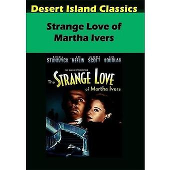Strange Love of Martha Ivers [DVD] USA import