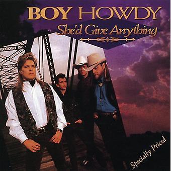 Muchacho Howdy - tenía la importación de Estados Unidos dar nada [CD]